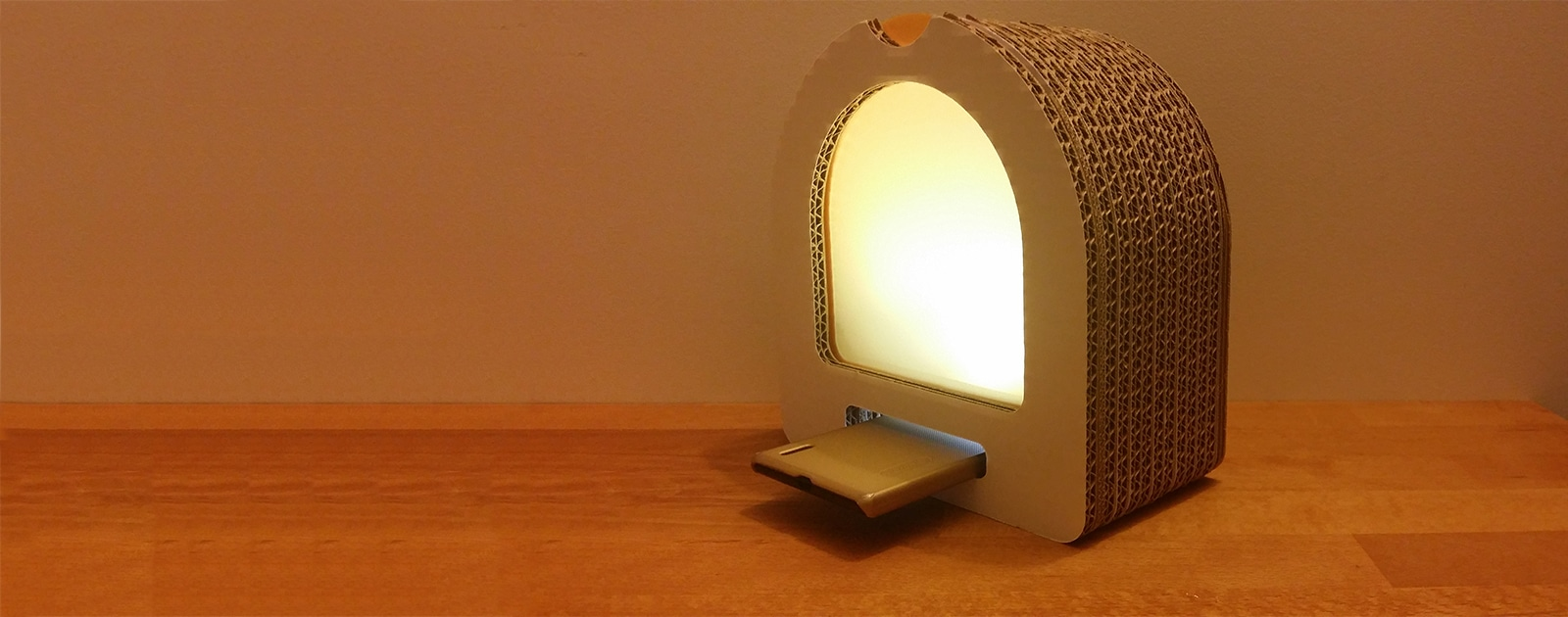 Lampe recyclable
