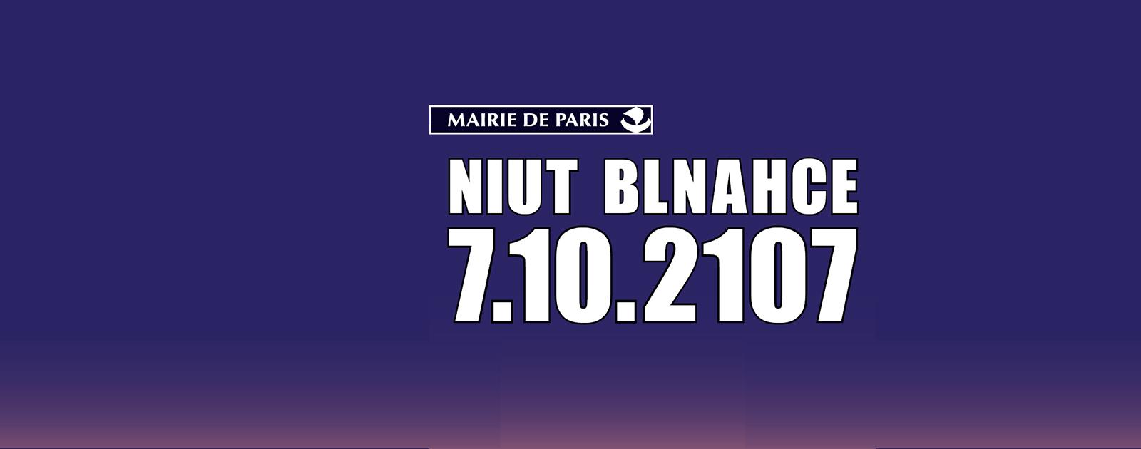 MAIF Social Club & Nuit Blanche 2017
