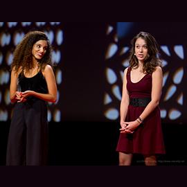 Inès Weill-Rochant & Kenza Aloui