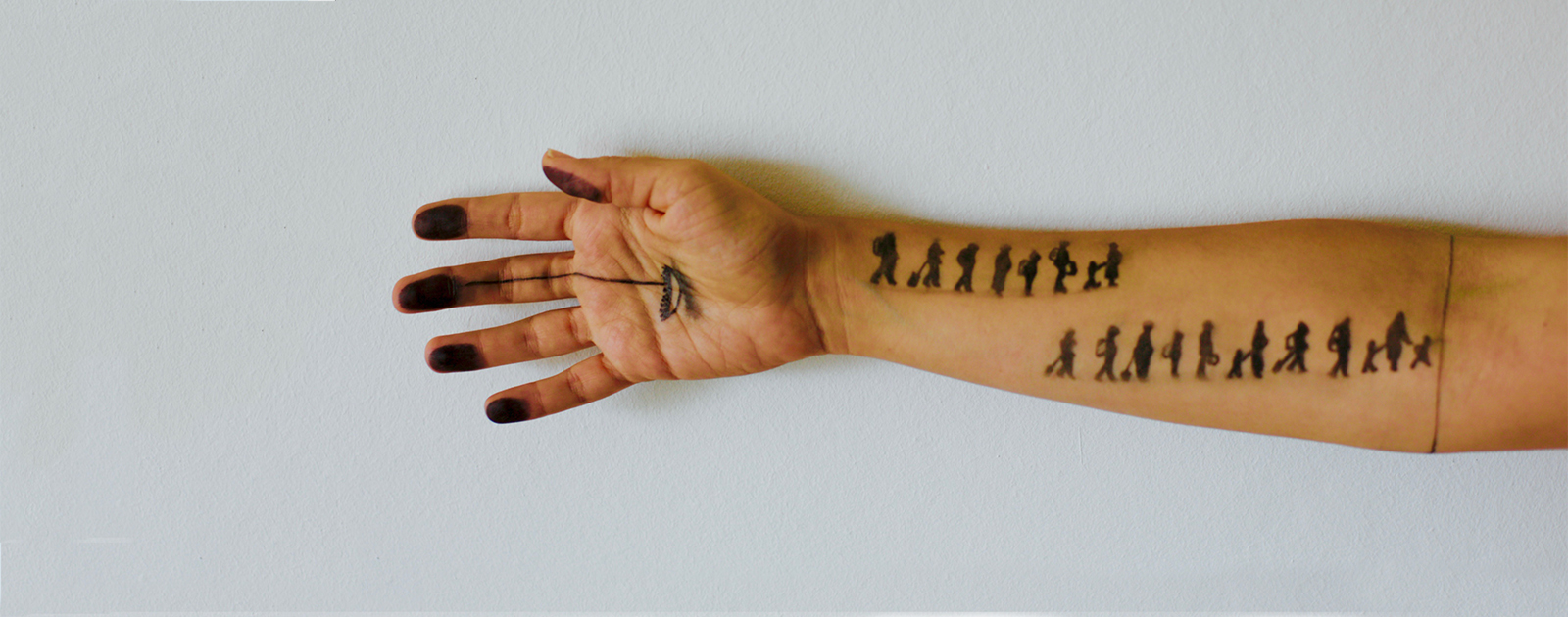 As Far As My Fingertips Take Me