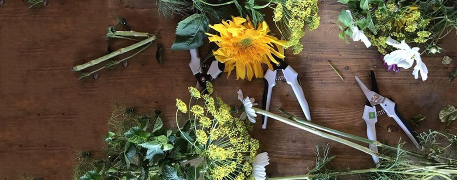 Bouquets comestibles