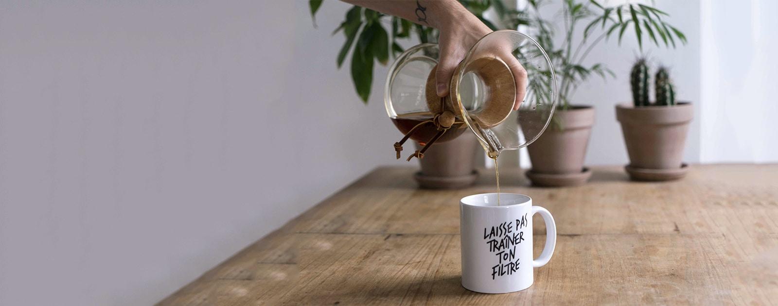 Comment faire un bon café chez soi ?