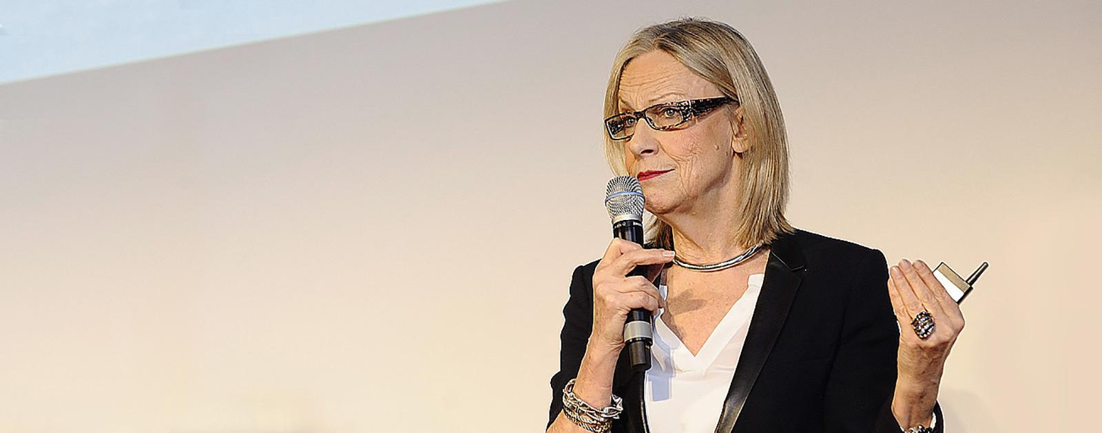 Rencontre avec Brigitte Grésy