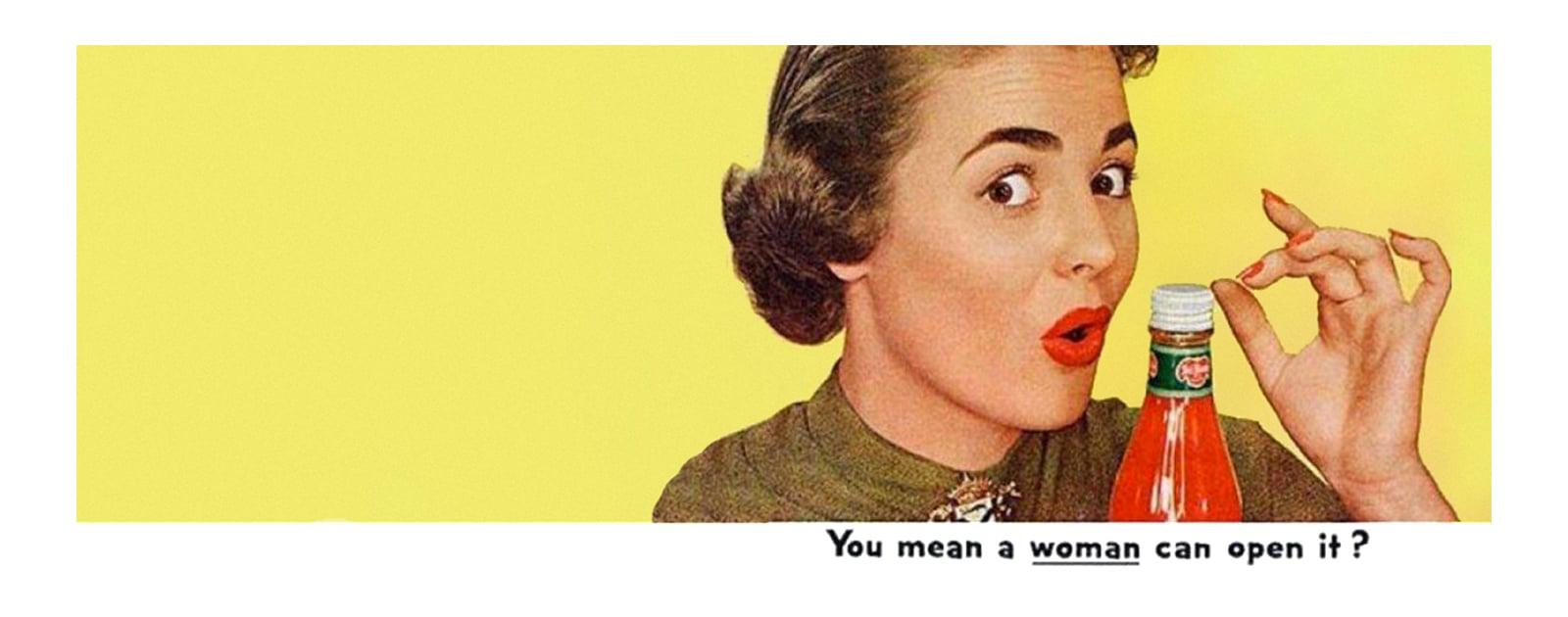 L'imagerie féminine avant #MeToo
