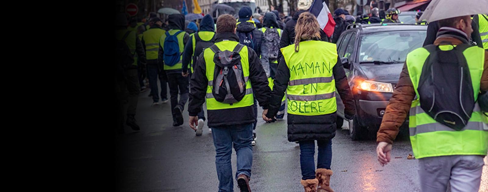 Gilets jaunes et féminisme… même combat ?