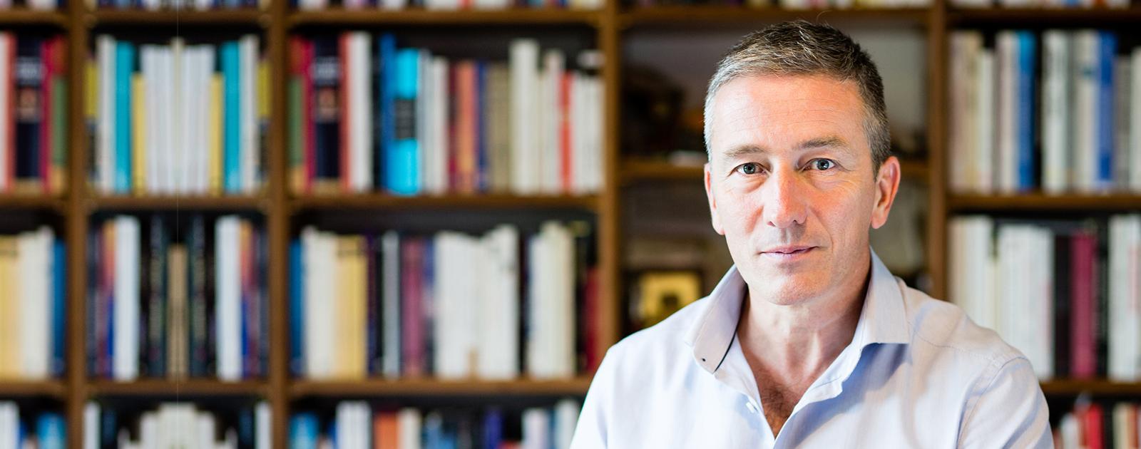 Rencontre : Stéphane Allix