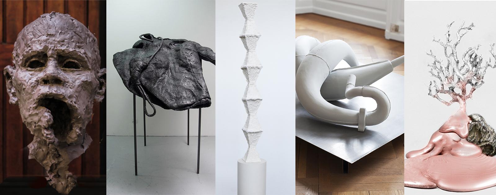 Prix MAIF pour la sculpture 2017