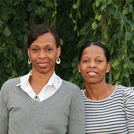 Elisabete et Sandra Ribeiro Tavares
