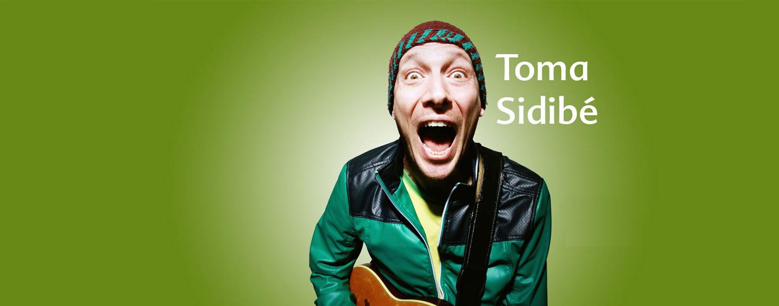 Samedi acoustique: Toma Sidibé