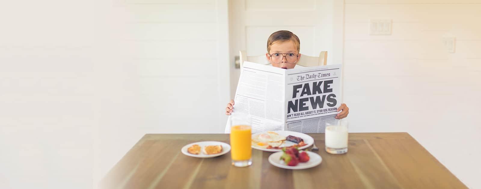 Décrypte les «Fake news»