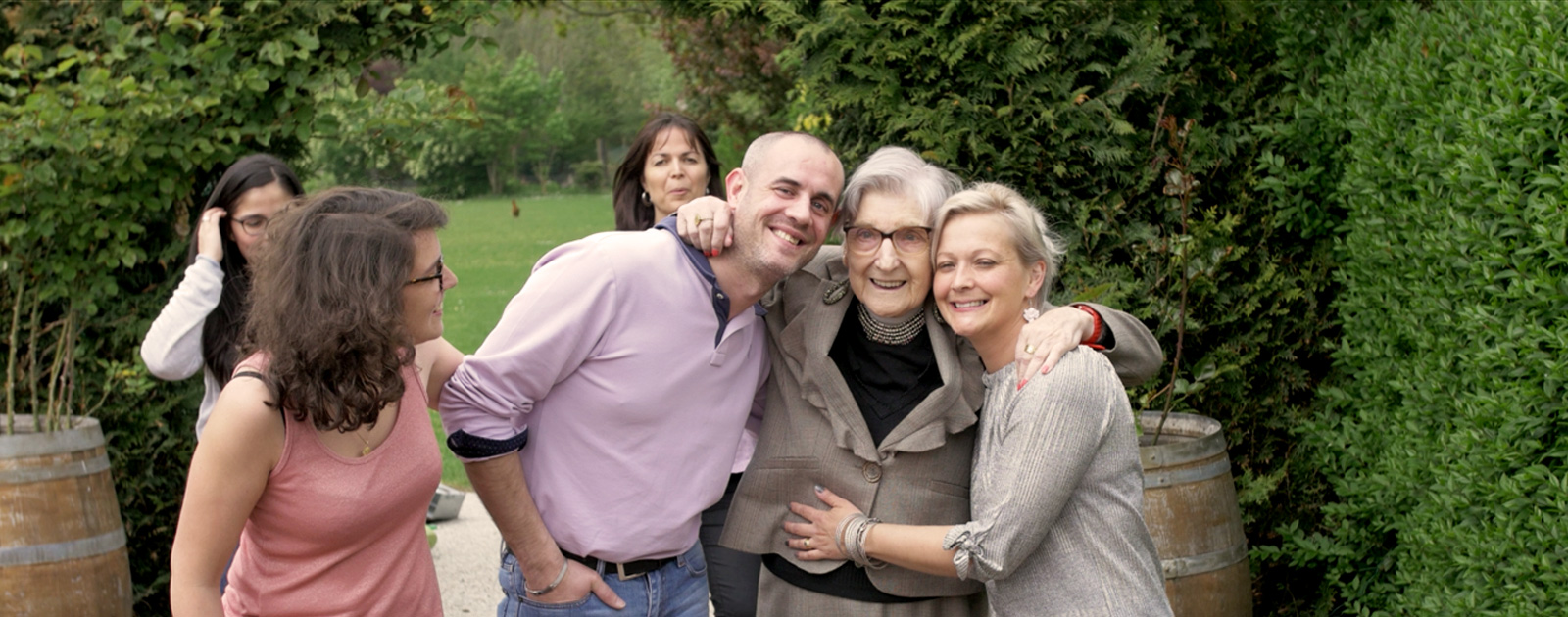 Famille d'accueil pour seniors