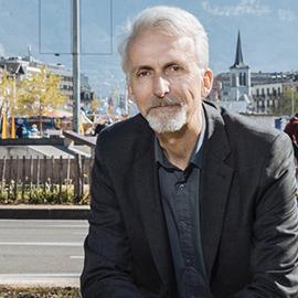 Michel Lussault