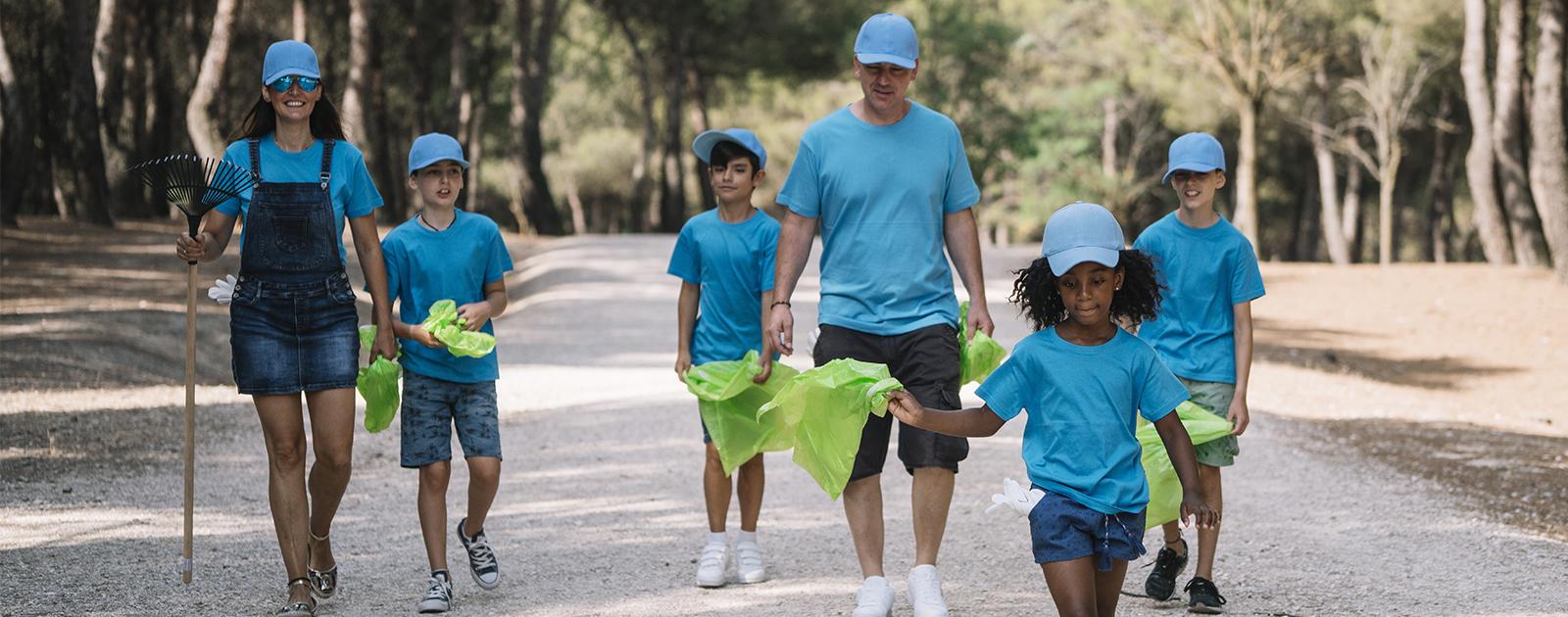 Clean running en famille !
