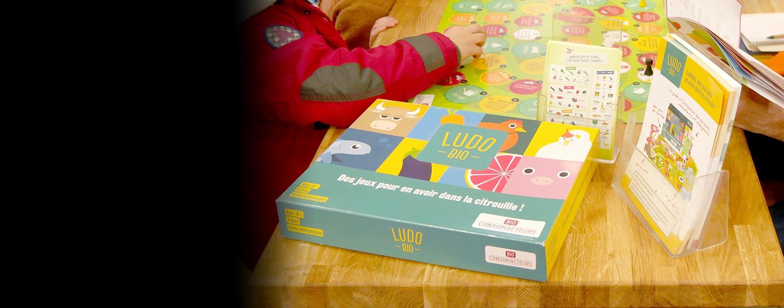 Ludobio, des jeux qui en ont dans la citrouille !