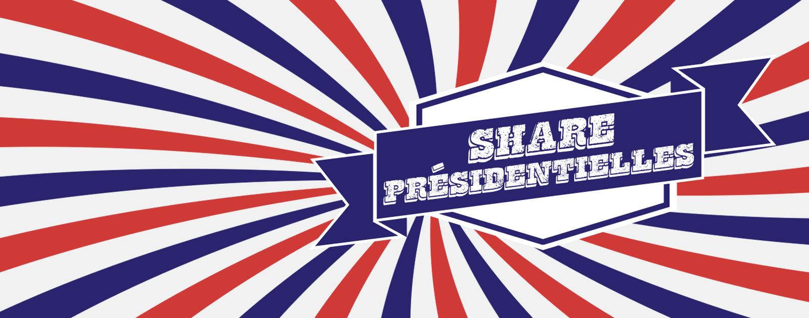 Share Présidentielles