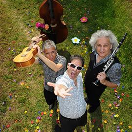Pascal Peroteau Trio