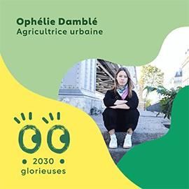 Ophélie Damblé