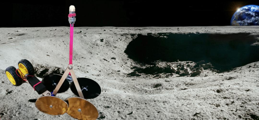À l'assaut de Mars, avec le Rover spatial !