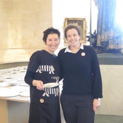 Julie Genelin & Françoise Riganti