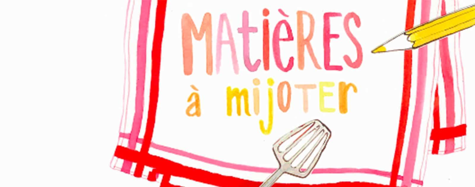 Visites familles de l'exposition «Matières à mijoter»