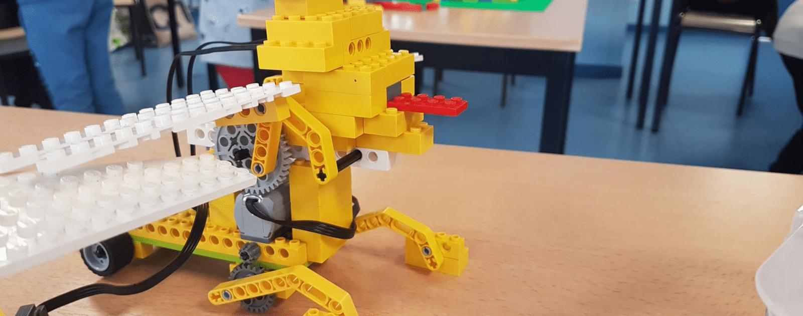 Construction briques LEGO