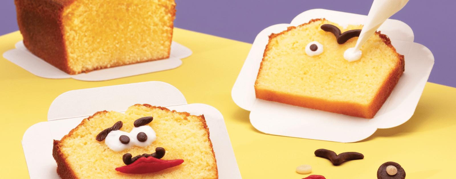 Tronche cake