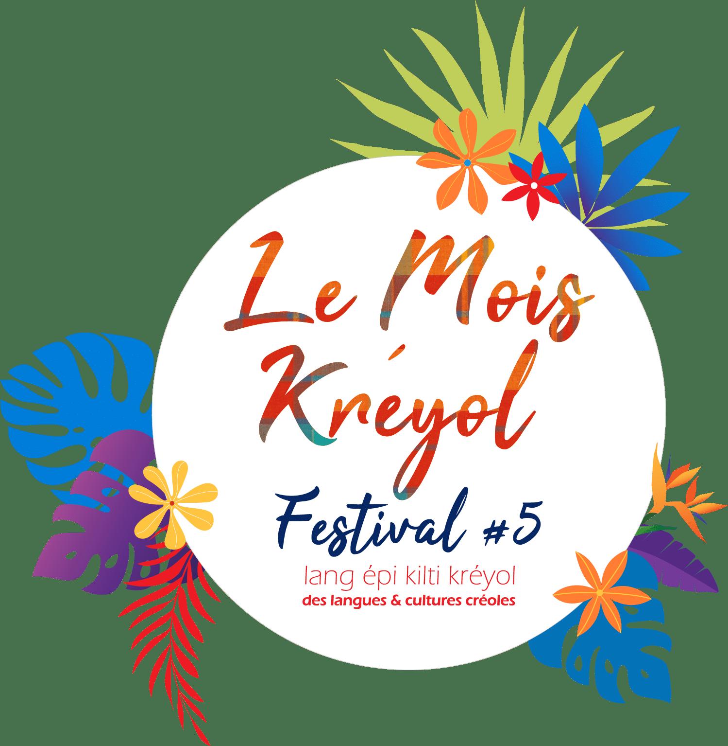 Logo LE MOIS KREYOL