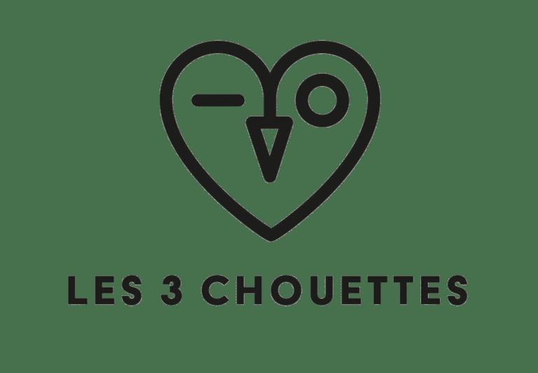Logo Les 3 chouettes